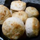 Mini Parmesan Scones - Try these savory scones as an appetizer alternative.
