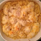 Mayo Parmesan Chicken with Rice - This recipe for Parmesan chicken with mayonnaise is quick, easy, and gluten-free!