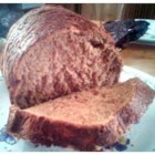 Dark Rye Bread - This is a bread machine recipe that includes a little cocoa to darken the loaf and caraway seeds for extra bite.