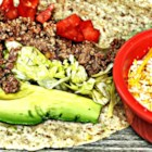 Taco Meat - This simple and fast recipe makes a batch of seasoned ground beef in tomato sauce you can use in tacos or any other Mexican-style favorites.