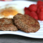 Homemade Turkey Breakfast Sausage - Homemade turkey breakfast sausage, nicely seasoned with sage, marjoram, and red pepper flakes, is ready in less than 30 minutes.