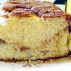 Cinnamon Swirl Bread - An easy quick bread with a swirl of cinnamon sugar.