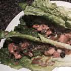 Chef John's Chicken Lettuce Wraps - Chef John's delicious take on P.F. Chang's(R) famous chicken lettuce wraps will have you making a meal of an appetizer!