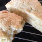 """Light as a Feather"" Scones - Flaky and light, these scones are perfect for snacking or for breakfast."