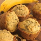 Banana Oatmeal Muffins - Banana oatmeal muffins with walnuts are a hearty way to start your day and are quick to prepare.