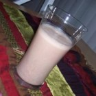 Banana Flip - A marvelous mouth-watering chocolate-banana milkshake!