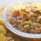 Grey Cup Nachos - This is a recipe from my early days of cooking.  The first time I made these was for the Grey Cup (Canadian Football Championship) of 1992 and they've been yummy ever since.  Enjoy.