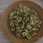 Balsamic Tortellini - This is a recipe that my friends love and ask for again and again!  I serve it with a crusty loaf of bread and salad. All ingredients are approximate and you should vary according to your own individual tastes!