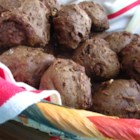 Italian Chocolate Chip Cookies - Spicy and fragrant chocolate chocolate chip cookie balls.
