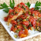 Quick and Easy Chicken Piquant - Quick and easy chicken piquant, made with diced tomatoes with green chile peppers, is a spicy and crowd-pleasing dish perfect for weeknight dinners.