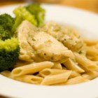 Chicken Scarpariello - A wonderful delicate dish, quick to fix. It is especially nice served over angel hair pasta or white rice.