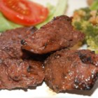 Steak Tip Marinade - This marinade is great for beef or chicken. The Worcestershire sauce and Italian-style dressing give the marinade a zing, while the garlic pepper seasoning and barbeque sauce give it that barbeque flavor. The longer the beef or chicken sits in the marinade, the better it will taste.