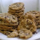 Cowboy Cookies III - Classic, chewy chocolate chip oatmeal cookies.