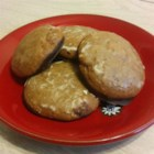 Lebkuchen VI - I brought this recipe over from Germany almost 20 years ago. It has molasses, cinnamon, nutmeg, cloves, honey and brown sugar in it. This is one of my favorite memories of Germany at Christmastime.