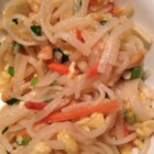 Joe's Fusion Chicken Pad Thai - This chicken pad Thai's creative ingredients like peanut butter put a spin on the traditional Thai flavors.