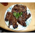 Herbed Lamb Chops - Get those lamb chops ready for grilling with a tangy tarragon marinade!