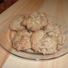 Health Nut Oatmeal Cookies