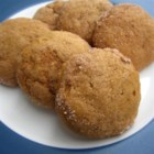 Molasses Cookies I - This is an old family recipe, and well worth the time and effort.