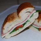 Italian Heroes - These flavorful sandwiches can be made ahead of time and stored in the fridge for later.  They are full of flavor and you can vary the ingredients to your taste.