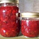 Cranberry Chutney I - Fragrant and chunky cranberry sauce. Perfect for spooning over Turkey Tenderloins.