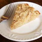 Fireman's Apple Pie - This pie makes its own crust.  No special preparations or bad crust problems.