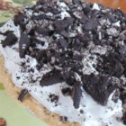 Oreo(R) Pie - This recipe for uses America's favorite chocolate sandwich cookies to make an easy creamy pie for a chocolate dreamer's paradise!