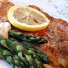 Photo of: Hudson's Baked Tilapia with Dill Sauce - Recipe of the Day