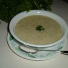 Potato, Broccoli and Cheese Soup - A cheesy, potato broccoli soup that tastes great.