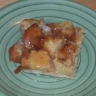 Bread Pudding I - The best remedy for stale bread is to tear it into pieces and bake it in milk, eggs, sugar and spices. Call it bread pudding and devour it still warm with a luscious lemon sauce.