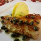 Whiting Meuniere - Whiting is pan-fried and topped with a buttery caper sauce in this simple whiting meuniere recipe that can be made on weeknights or for dinner parties.