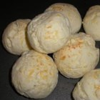 Chipas (Argentinean Cheese Bread) - These delicious, Argentinean breads are small balls of cheese bread made from tapioca starch. They are quick and very easy to make. You could even make the dough ahead of time and keep it in the freezer. If you cannot find Argentinean cheeses, Italian cheese will do just fine.