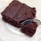 Gluten-Free, Dairy-Free Coconut Brownies - Rice flour, coconut milk, coconut oil, and applesauce replace dairy ingredients and flour from traditional brownie recipes to offer a treat for those eating gluten-free and dairy-free.