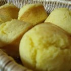 Cornbread Muffins II - A more savory muffin that freezes nicely, this version features tangy buttermilk as well.
