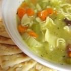 Sarah's Tofu Noodle Soup Recipe
