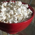 Movie Star Popcorn - Make popcorn the old fashioned way -- on the stove top!