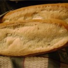 Italian Bread Using a Bread Machine - Wonderful Italian bread made in a bread machine then baked in the oven.