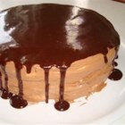 Photo of: Chocolate Cinnamon Hazelnut Meringue Cake - Recipe of the Day