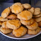 Orange Cream Cookies - Cookies that taste like the ultimate childhood treat...orange cream ice cream.
