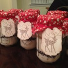Julia's Best Ever Chocolate Chip Cookies In A Jar - These cookies in a jar are great for presents or fundraisers!
