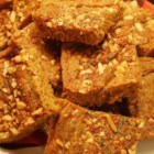 Belgian Christmas Cookies - This recipe makes a wonderfully buttery Belgian-style bar cookie with almonds.