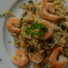 Shrimp and Vegetable Couscous  - Chef John's recipe for shrimp and vegetable couscous is quick, easy, and very versatile.