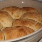 Buttery Pan Rolls - These are delicious. They take a little time to make but they are worth the effort. Originally submitted to ThanksgivingRecipe.com.
