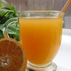 Fresh Orange Juice - In response to a request about how to make fresh squeezed orange juice. It takes a little work, but it tastes much better than orange juice from concentrate.