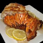 Broiled Lobster Tails - Broiled lobster is the perfect simple preparation for lobster tail, and promises to please a crowd by highlighting the natural flavor of the lobster meat.