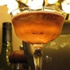 Annex Theater Champagne Cocktail - Three simple ingredients: Champagne, sugar and Angostura bitters add up to an elegant and refreshing sipper.