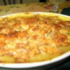 Oyster Casserole - Quick and easy oyster casserole.