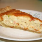 Crab Quiche - My husband loves quiche and he asked me if I could try to make him one.  I decided to try a crab quiche, and it was gone in one sitting. You won't be disappointed!