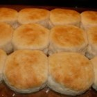 Angel Biscuit Rolls - These delicate, sweet yeast biscuits do not need to rise, making them quick and easy to prepare and enjoy.