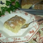 Ben Lippen School Coffee Cake (Mrs. Hathaway's recipe)