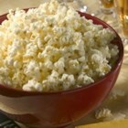 Kettle Corn - White sugar makes the Kettle Corn taste like popcorn balls. Use brown sugar and it will taste like caramel corn.